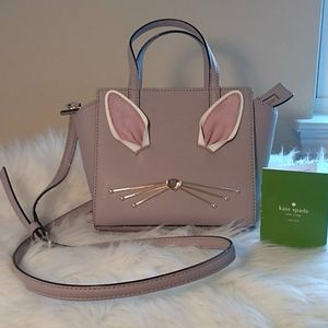Kate Spade New Crossbody Bunny handbag